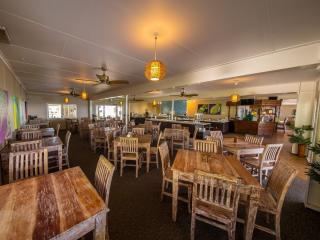 Beachfront Dining Room