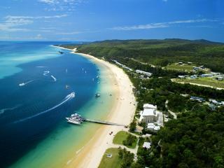 Moreton Island & Tangalooma Island Resort